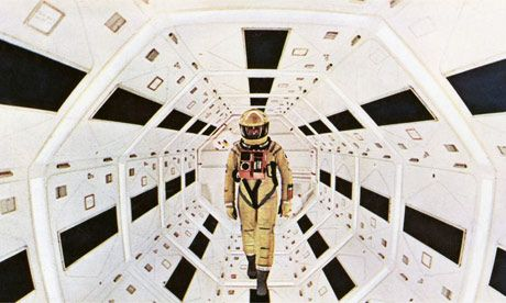 2001: A Space Odyssey. Still looks amazing today.That last sequence does go on though.