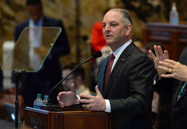 This is a RED STATE..because Republicans took advantage..Poll: Louisiana Gov. John Bel Edwards' approval rating climbs, outpacing Kennedy, Cassidy