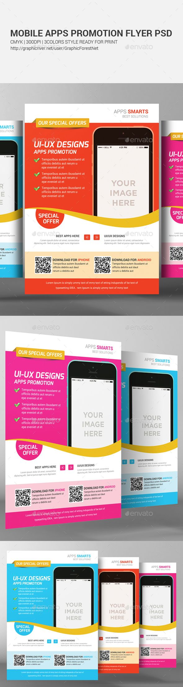 tab flyer template