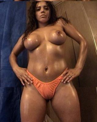 francesca le naked