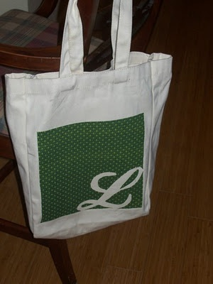 Maybe we could make your bags like this?! Tote Bag Crafting Project Tutorial From Melissa of Haworth Handmade