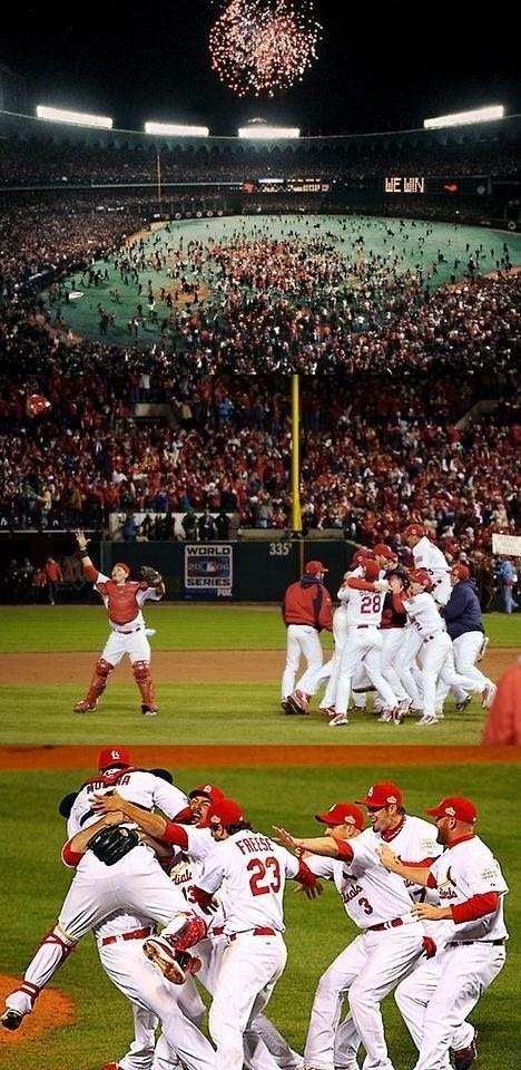 1982, 2006, 2011. Champions!