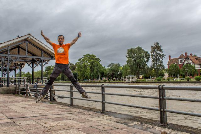 El Río de la Plata y el delta del Paraná, excursión a Tigre