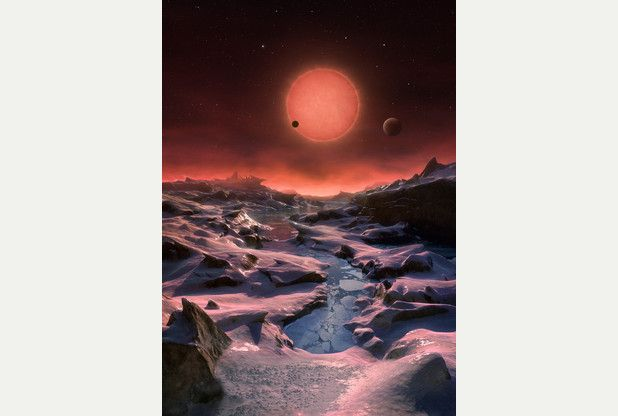 Could there be life beyond our solar system? Cambridge scientists discover three earth-sized planets | Cambridge News