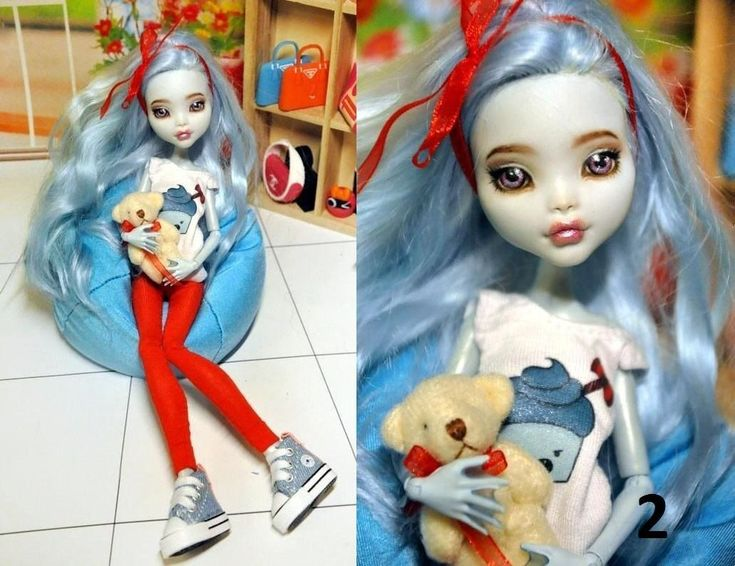 Monster High Repaint Custom Ooak  ( You can choose one doll) №4 not shoes in Dolls & Bears, Dolls, By Brand, Company, Character, Mattel, Other Mattel Dolls   eBay