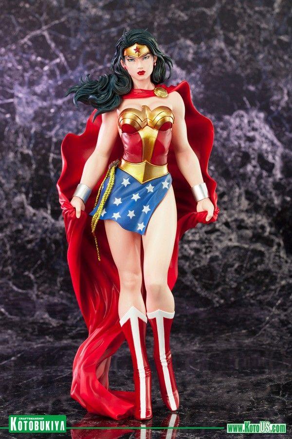 Wonder Woman 1/6 Artfx - Kotobukiya Dc Comics - Loja - São Paulo