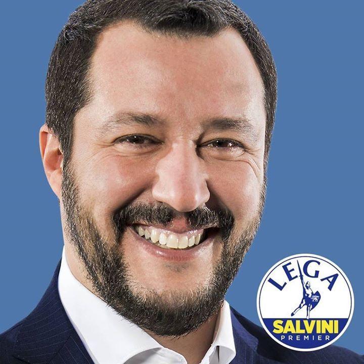 Matteo Salvini Sentimenti Twitter Italia