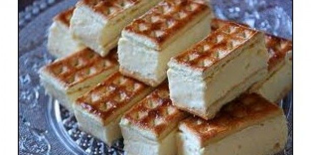 Lattice Cheesecake Slice | Stay at Home Mum
