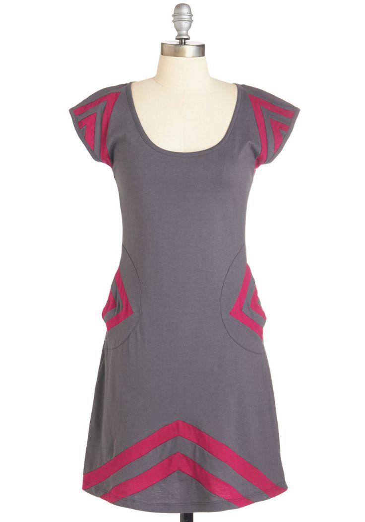 Casual - Modern Miss Dress. modcloth
