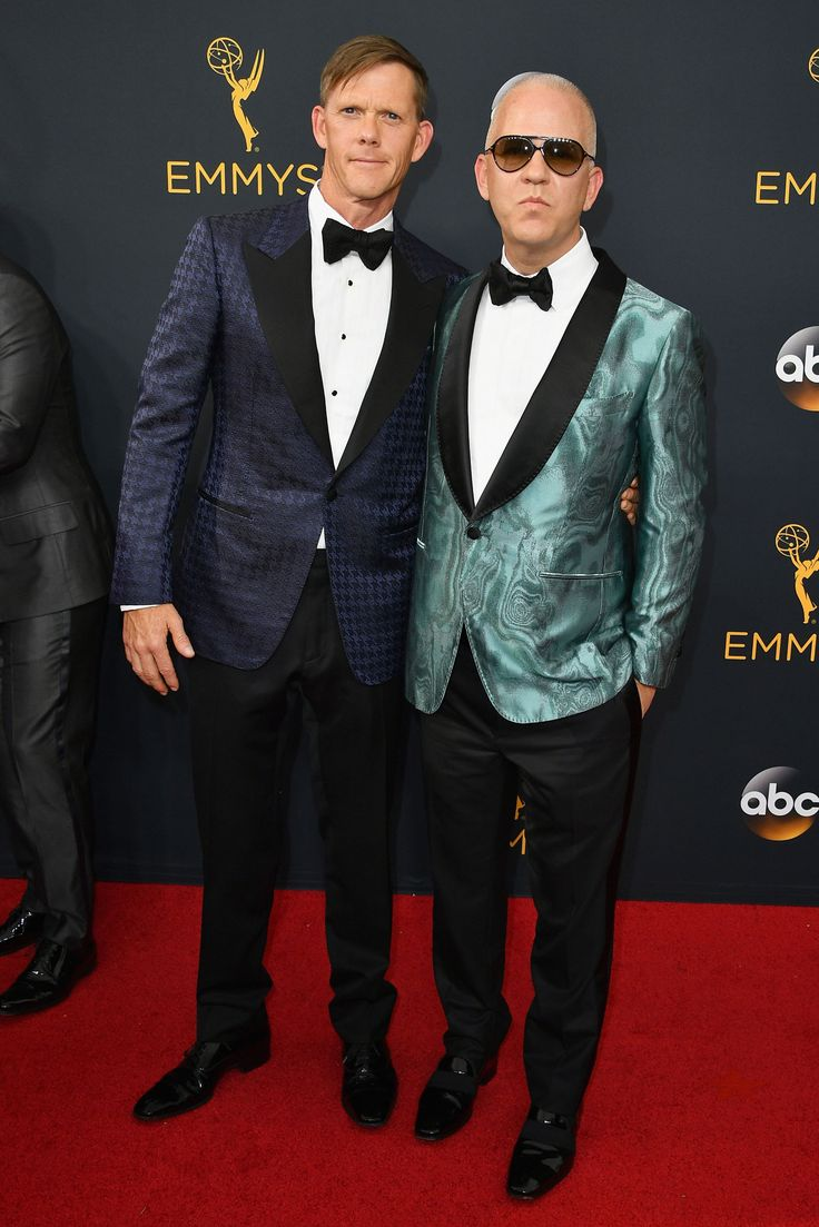 David Miller and Ryan Murphy #Emmys