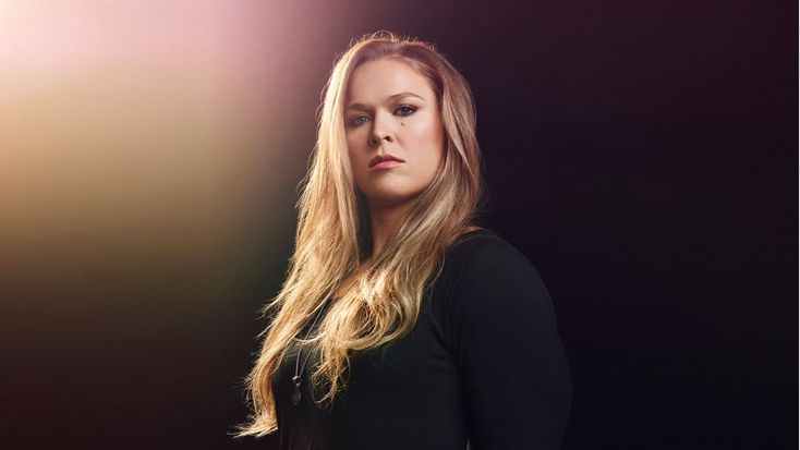 How did Ronda Rousey go from living in her car to being MMA's most unstoppable force?