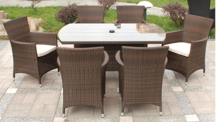 Patio Dining Set Simple 1024x583