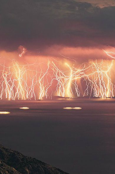 Catatumbo | lightning