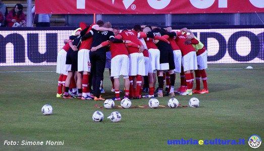 Calcio. Latina-Perugia: dare il massimo e... non smettere di sperare
