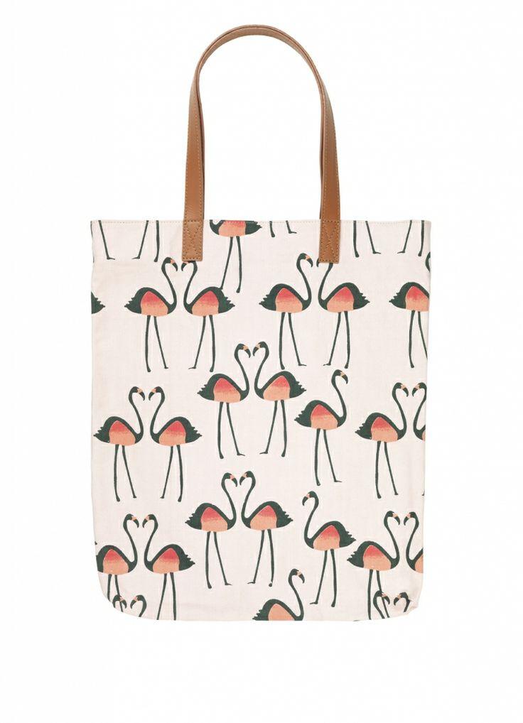 Beck Sondergaard Tas Flamingo | Klevering