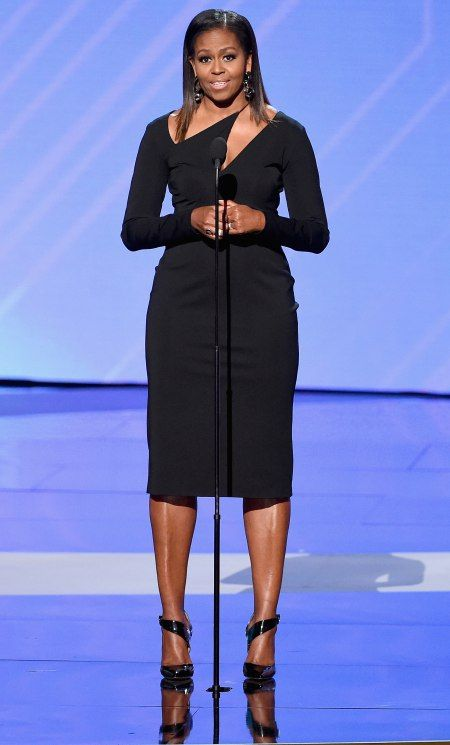 ESPY Awards: Michelle Obama Presents Arthur Ashe Courage Award to Special Olympics Founder Eunice Kennedy Shriver July 2017