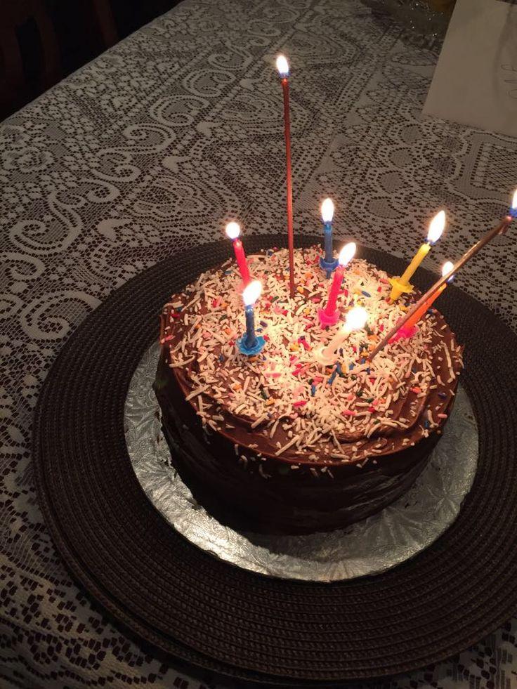 My birthday cake made by my Mummykins 🎂