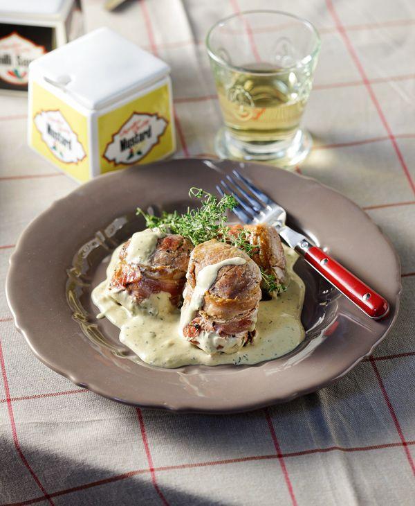 Πληθωρικό πιάτο ιδανικό για τα κυριακάτικα ή γιορτινά τραπεζώματα.