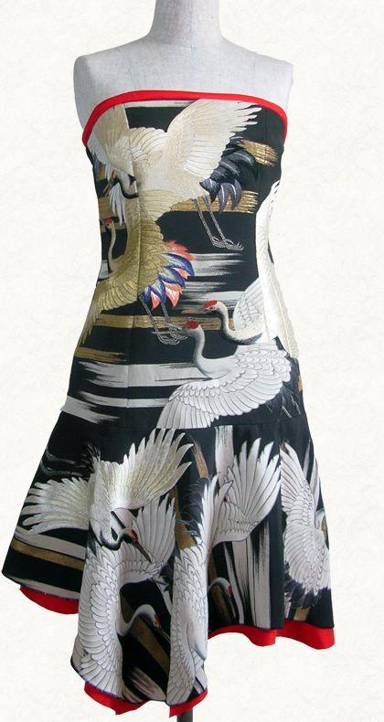 ショートドレス