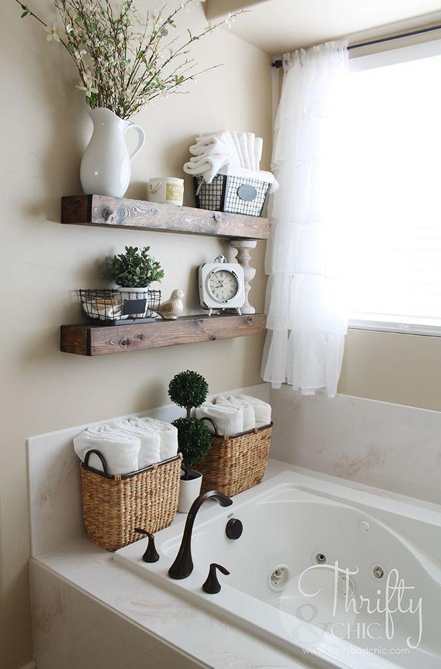 How To Create A Farmhouse Bathroom Decor That Looks And Feels