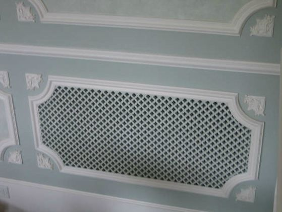 Home decor ideas - decorative vents make ugly vents a work of art!