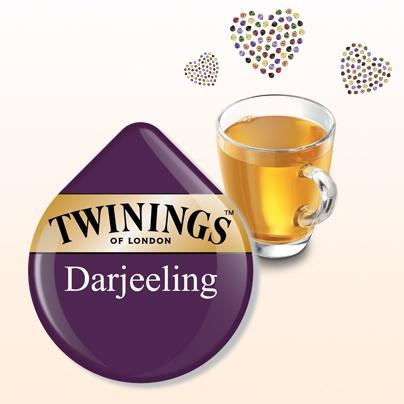 Twinings Darjeeling  #Tassimo #TDISC #Twinings #darjeeling #tea