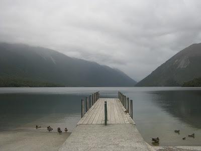 Lake Rotoiti, Nelson, NZ