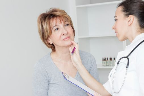 Thyroid nodule causes, symptoms and treatment