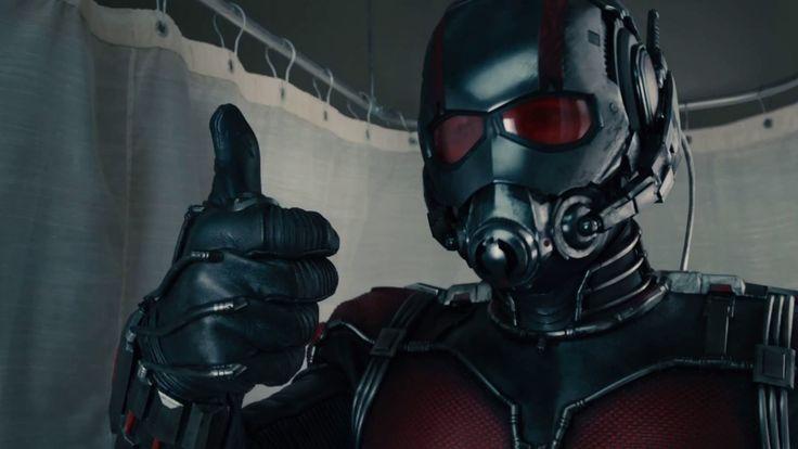 Nuevo Tráiler de 'Ant-Man' de Marvel #Ant-Man #Películas #Cine