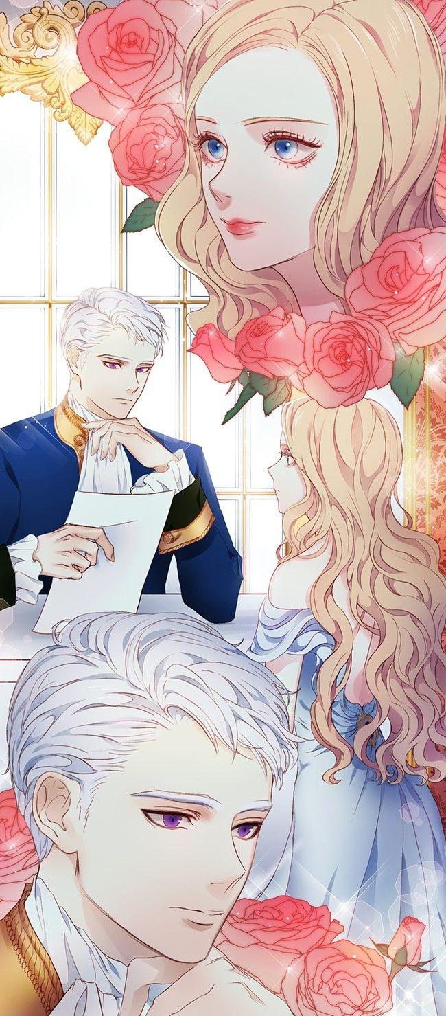 Pin by TWICE on Manhwa & Novels Anime art girl, Romantic