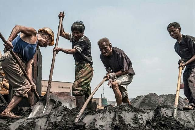 drop sweat,work hard,migrant worker