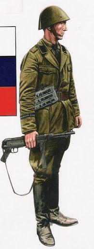 (1939) Republic of Slovensko Military Uniforms, pin by Paolo Marzioli