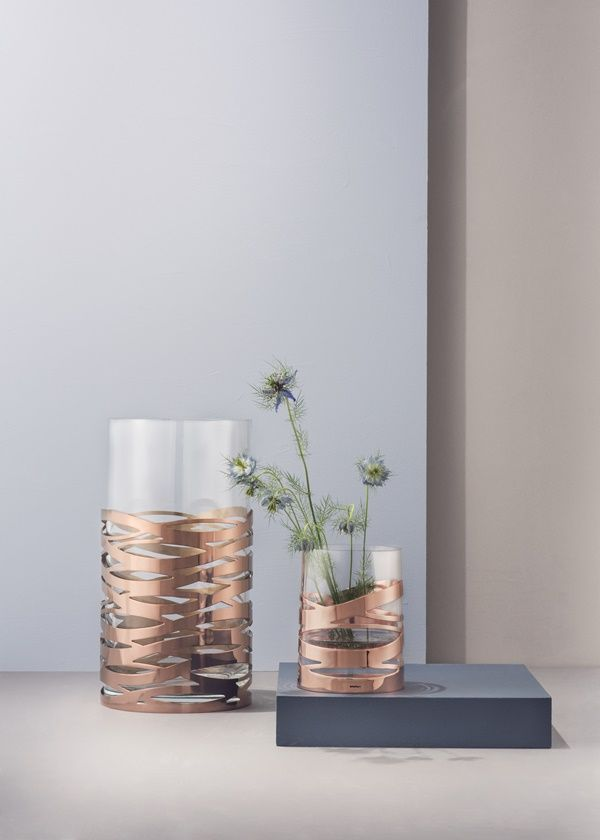 Spring 2015 - Stelton AD Tangle vases