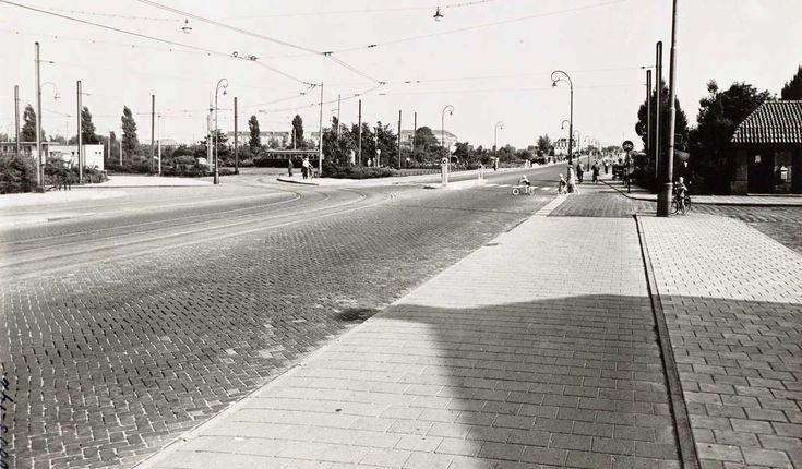 Middenweg einde richting Diemen van der Vuurst .<br />Foto: Beeldbank Amsterdam