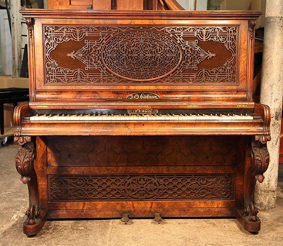 Hopkinson piano history essay
