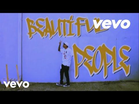 Chris Brown - Beautiful People ft. Benny Benassi