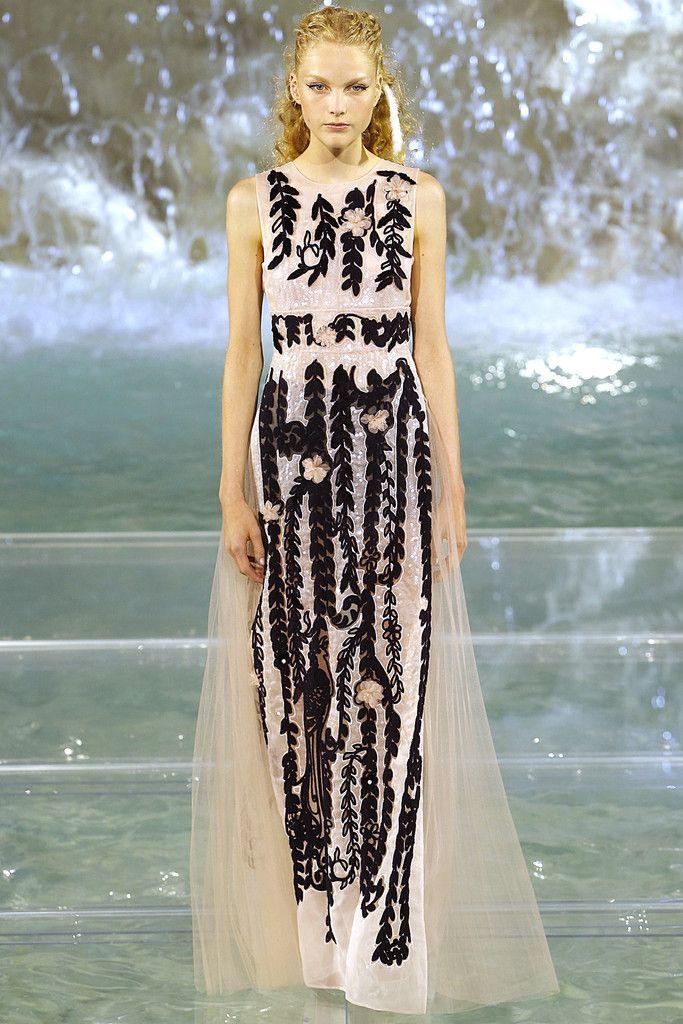 Fendi Haute Couture осень-зима 2016/17