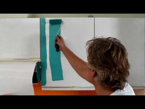 Les meilleures id es concernant peindre meuble m lamin - Comment changer la couleur d un meuble ...