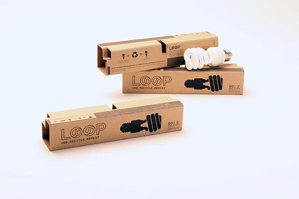 Loop: Use, Recycle, Repeat on Packaging Design Served