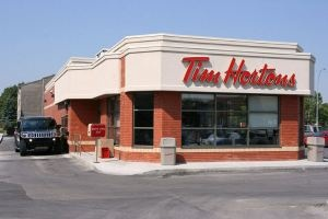 First of all there is a Tim Hortons on EVERY corner