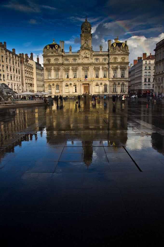 Place des Terreaux - Lyon - France