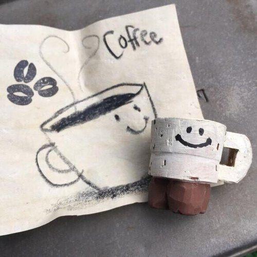 コーヒーはんこ