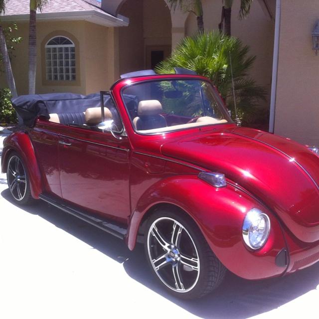 Volkswagen Beetle For Sale Atlanta Ga: 1977 Super Beetle Pan Off Restoration