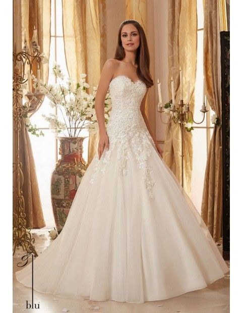 438 best mori lee wedding dresses images on pinterest estilos de mori lee 5470 wedding dress junglespirit Image collections