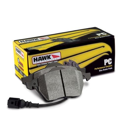 Hawk Perf. Ceramic Brake Pads - Front R52, R52/R53 Mini Cooper