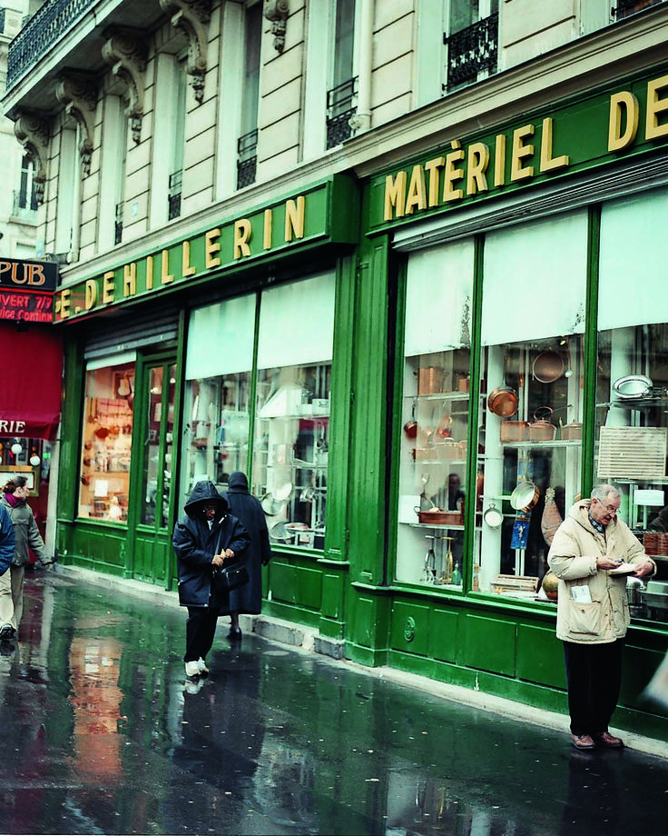 E. Dehillerin is THE place in Paris for professional French cookware