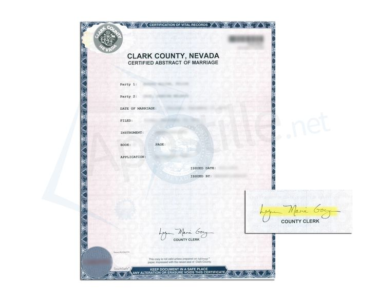 Washoa County State of Nevada birth certificate issued by the deputy ...