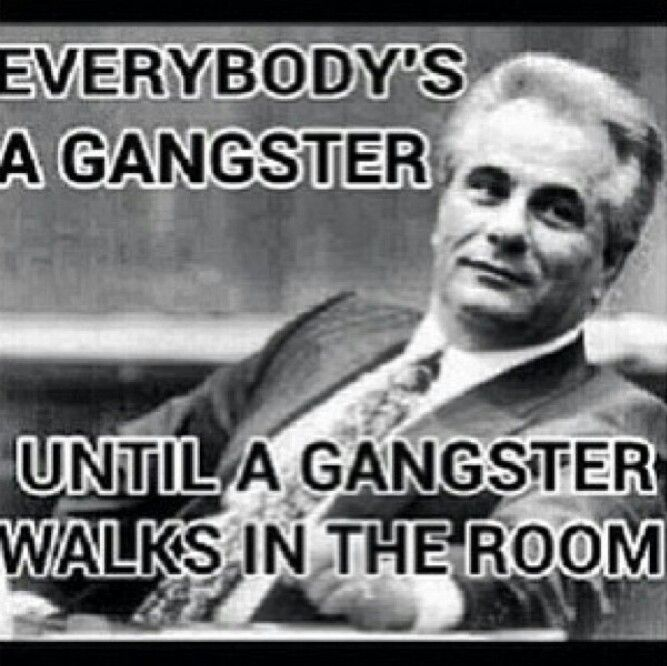 Gangster Life Picture Quotes: Real Talk, Truths