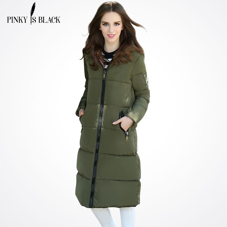 2016 Winter Jacket Women Plus Size Medium-long Cotton Down Jackets And Coats Ladies Hooded Parka Jackets Winter Coat Women