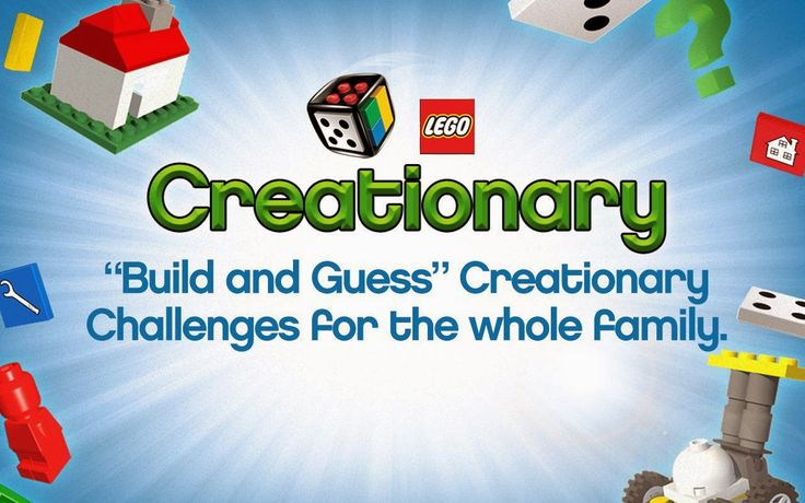 Smart Apps For Android: LEGO Creationary (best free Android apps for kids)...